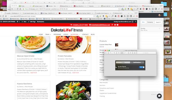 Un-clear-desktop