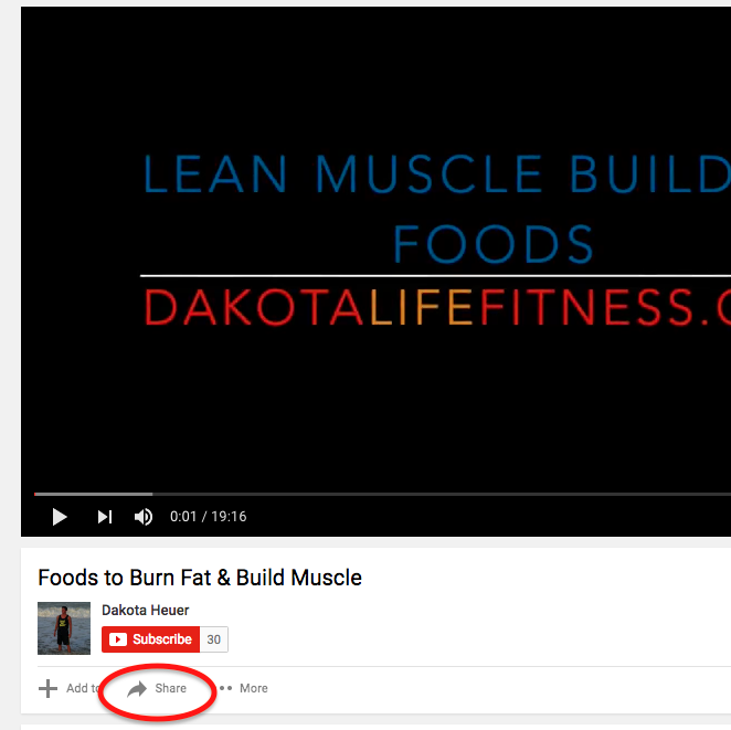 Share-YouTube