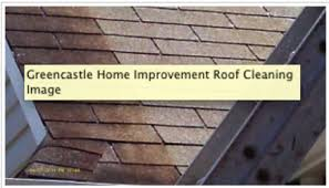 Greencastle Home Improvement Roof Cleaning image