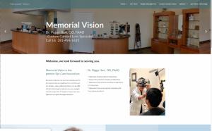 Eye Care WordPress Websites