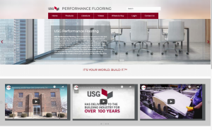 USG Performance Flooring