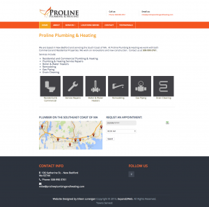 Proline Expand2Web