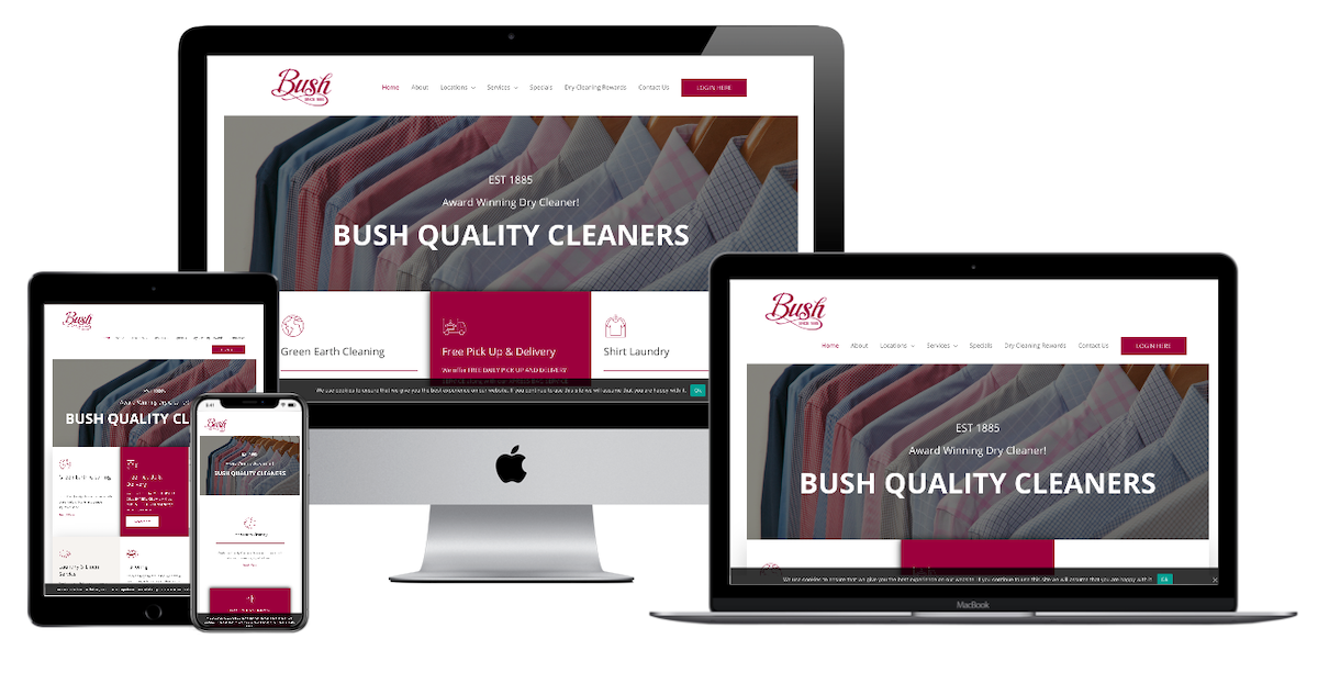 Bush Quality Cleaners