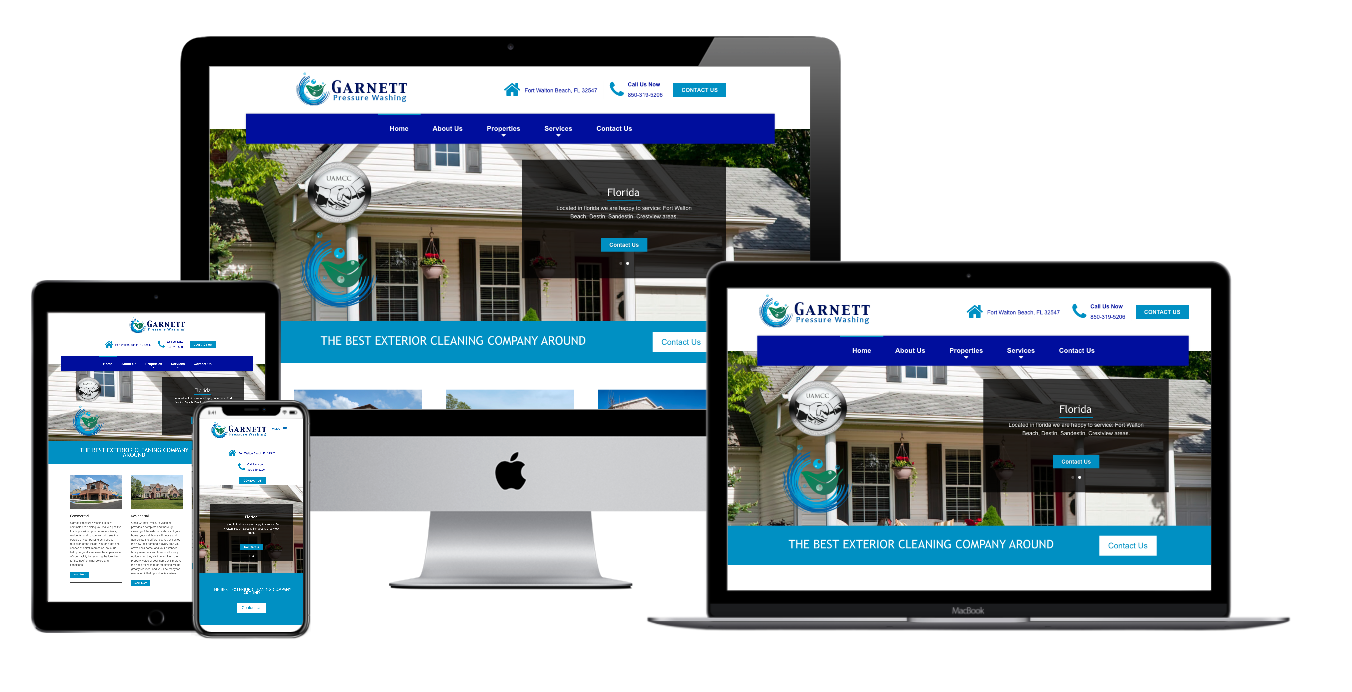 Affordable Contractor Websites